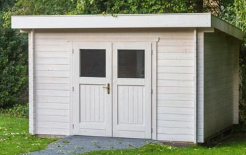 Barking Dagenham garden shed costs